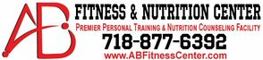 Call Us Today: 718-877-6392 AB FITNESS & NUTRITION CENTER